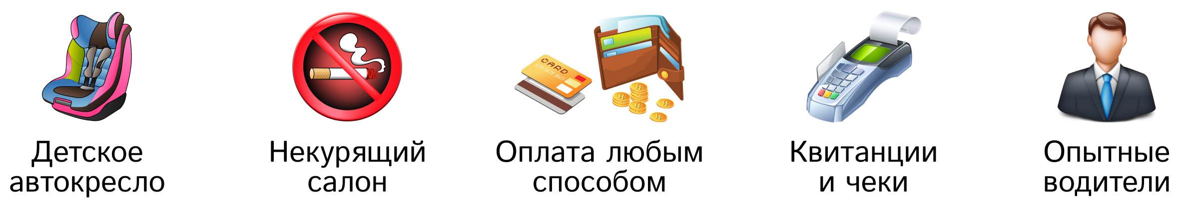 Такси из Краснодара в Ленинское