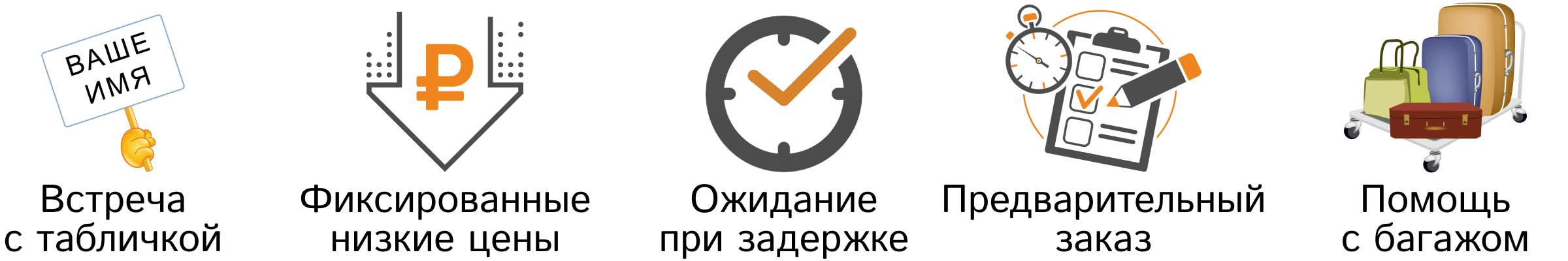 Такси из Краснодара в Марфовку